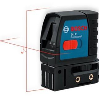 Прокат лазерного нивелира Bosch GLL 2-50