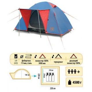 Прокат палатки Sol Wonder 3