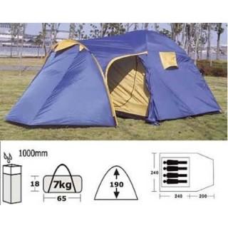 Прокат палатки 4-х местной Sol Tramp